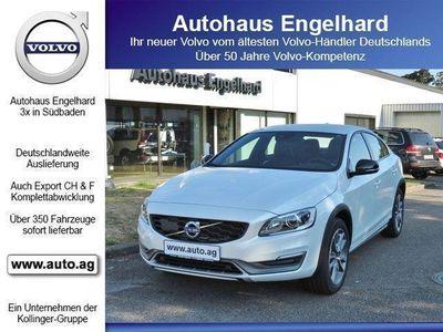 gebraucht Volvo S60 CC D4 AWD AUT VOLLAUSST ZINS 0,0%