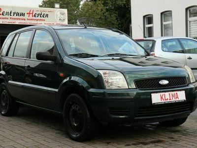 gebraucht Ford Fusion Ambiente*TÜV NEU *KLIMA*SERVO*
