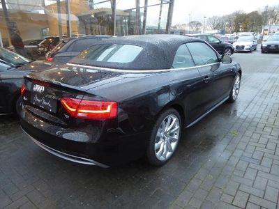 gebraucht Audi A5 Cabriolet 2.0 TDI Clean S-Line Style Navi