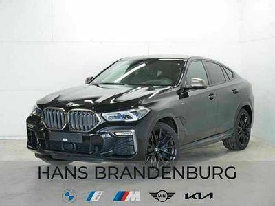 gebraucht BMW X6 M50 Neu iA StHz AHK SkyL Laser HUD DA+PA+LCProf