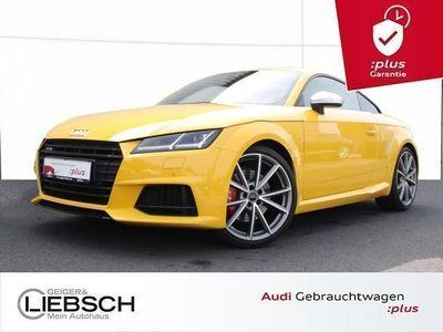 gebraucht Audi TTS Coupé 2.0 TFSI B&O Black LED Navi S-Sitze