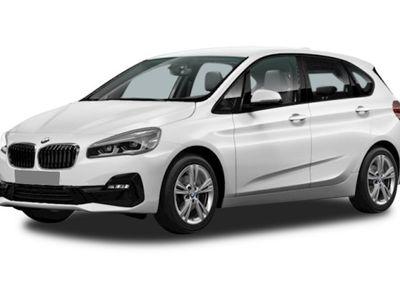 gebraucht BMW 218 Active Tourer i Sport LED NAVI TEMPOMAT PDC BT -