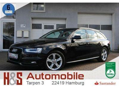 gebraucht Audi A4 2.0 TDI Avant S-LINE quattro