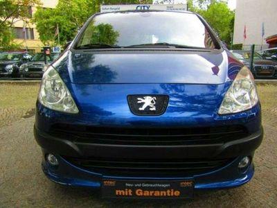 gebraucht Peugeot 1007 Premium/Standheizung/Sitzheizung/PDC