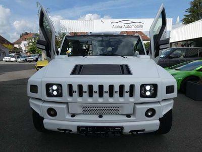 gebraucht Hummer H2 6.2 Magna Supercharged Flügeltüren GASanlage