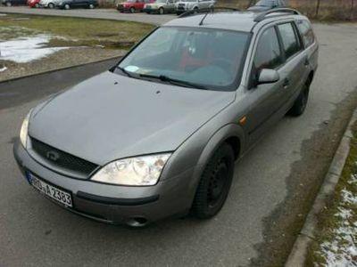 gebraucht Ford Mondeo Geräumig und Preiswert