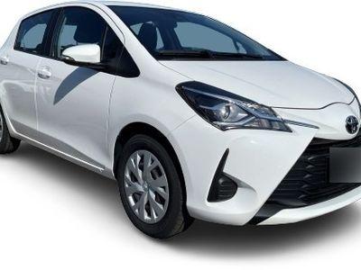 gebraucht Toyota Yaris YarisComfort 1.0 *RάCKFAHRKAMERA*SPURHALTEASSISTENT*KLIMA