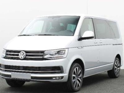 gebraucht VW Multivan T6Highline 2.0 TDI LED+LEDER+DCC+ACC