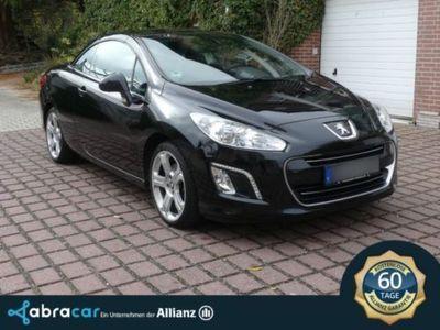 gebraucht Peugeot 308 CC Allure 2.0 HDi FAP 160 165*Klima*Sportsi.*