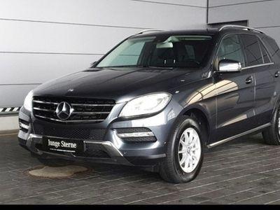 gebraucht Mercedes ML350 BT 4M Sport+Airmatic+COMAND+Park+AHK+ILS