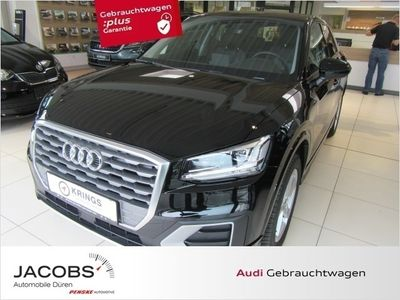 gebraucht Audi Q2 1.0 TFSI sport ultra Klima,Sitzheizung,LED,Einp