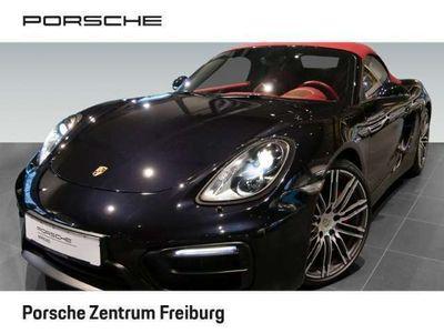 gebraucht Porsche Boxster GTS PASM Naturleder Burmester 20-Zoll