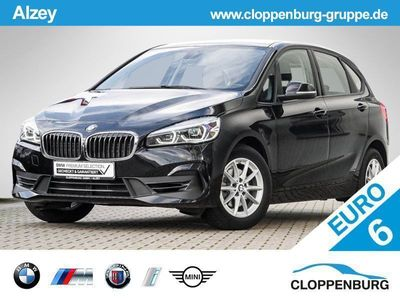 gebraucht BMW 218 Active Tourer i Advantage HiFi LED RFK Navi