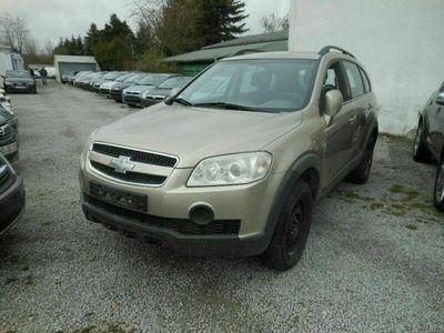 gebraucht Chevrolet Captiva 2.4 LS 2WD