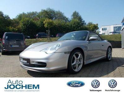 käytetty Porsche 911 Carrera 4 Cabriolet