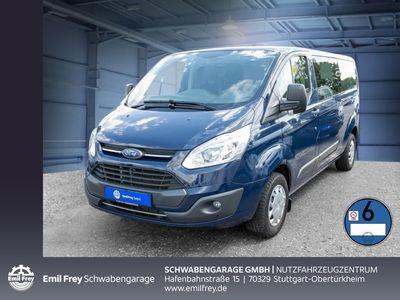 gebraucht Ford Custom TransitKombi 310 L2 Trend AHK NAVI 2xKLIMA PDC