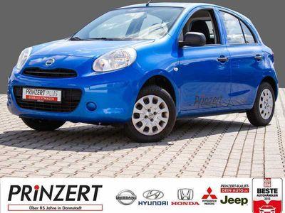 gebraucht Nissan Micra 1.2 Visia First, Gebrauchtwagen, bei Autohaus am Prinzert GmbH