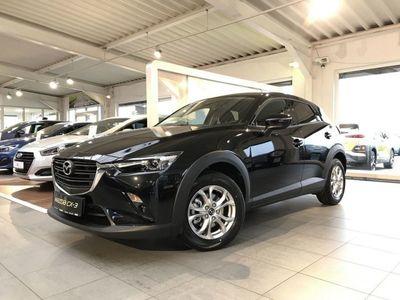 gebraucht Mazda CX-3 SKYACTIV-G 121 EXCLUSIVE, NAVI