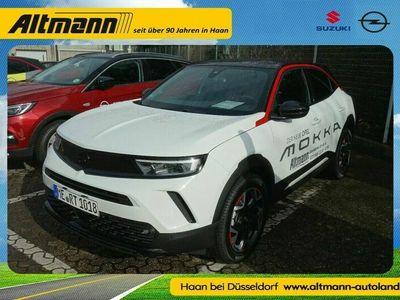 gebraucht Opel Mokka 1.2 Line AUTOMATIK Ledersitze