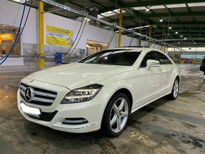 gebraucht Mercedes CLS350 CDI DPF 4Matic BlueEFFICIENCY 7G-TRONIC