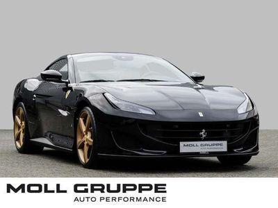gebraucht Ferrari Portofino Nero DS, Full ADAS, Magneride, Carbon