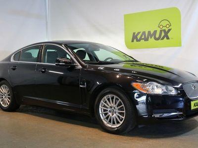 gebraucht Jaguar XF 3.0 V6 Luxury +Navi +Bi-Xenon +PDC +Schiebedach elektr.