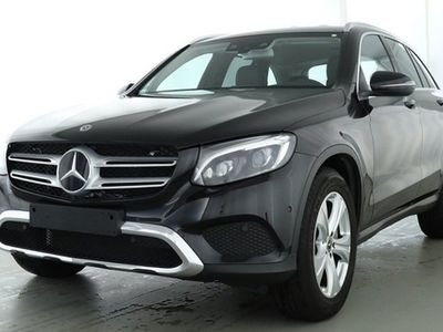 gebraucht Mercedes GLC250 4MATIC AMG Interieur Distronic LED ILS