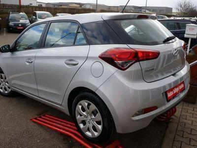 gebraucht Hyundai i20 1.2i Klima RCD Bluetooth