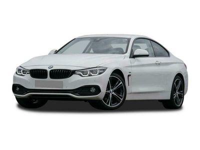 gebraucht BMW 420 420 d xDrive Coupé Sport Line Head-Up HiFi LED