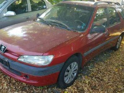 gebraucht Peugeot 306 XR Break*Klima*ZV*