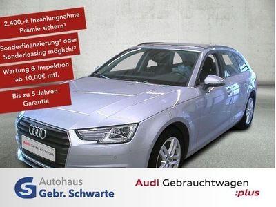 "gebraucht Audi A4 Avant 35 TDI S-tronic Xenon Navi Shzg LM 18"""