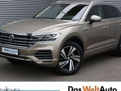 gebraucht VW Touareg 3.0TDI IQLight Innovision Luft AHK Leder