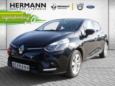 gebraucht Renault Clio IV LIMITED 1.2 16V 75 ABS Fahrerairbag ESP