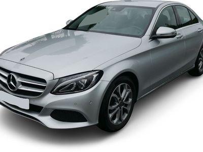 gebraucht Mercedes C180 C 1809G-TRONIC * AVANTGARDE * BUSINESS-PAKET PLUS * PARK ASSISTENT * LED-HIGH-PERFORMANCE * NAVI
