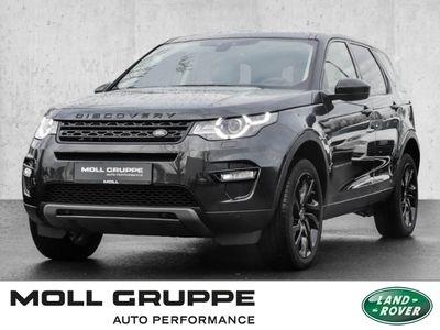 gebraucht Land Rover Discovery Sport 2.0 TD4 HSE NAVI ALU SCHIEBEDACH AHK