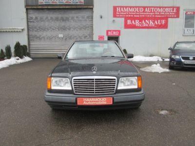 gebraucht Mercedes 230 CE - Vollleder/SHZ/Schiebedach