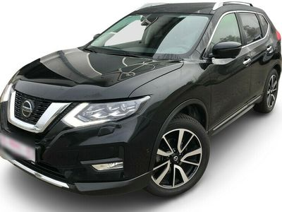 gebraucht Nissan X-Trail X-TrailTEKNA 1.6 163PS Benzin (*GLASDACH*NAVI*)