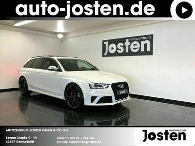 gebraucht Audi RS4 PANO Leder Kamera Rotor B&O ACC Akrapovic