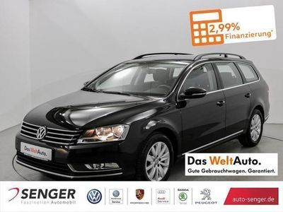 gebraucht VW Passat Variant 2.0 TDI BMT Comfortline Navi Tempomat