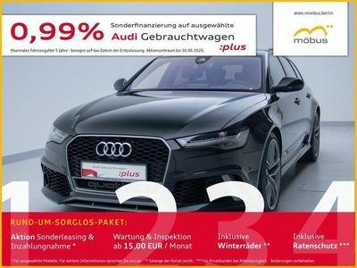 gebraucht Audi RS6 Avant 4.0 TFSI Performance *TIP-TRO*QU*PANO*
