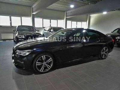 gebraucht BMW 730 xd JET BLACK ACC HUD SPUR LASER SHD HK STHZG