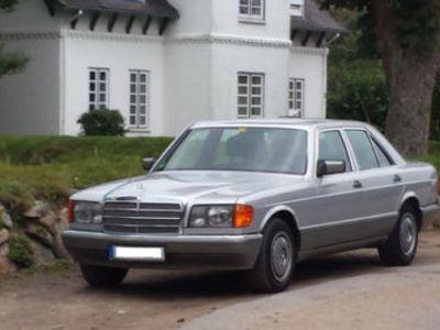 gebraucht Mercedes 260 SE W126 unfallfrei 1 Vorbesitzer scheckheft