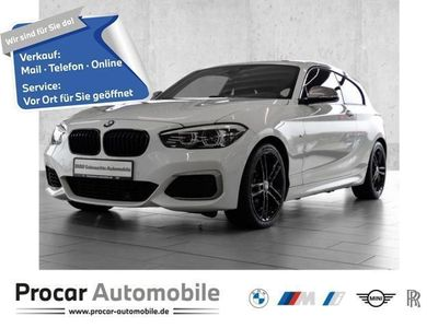 gebraucht BMW M140 Special Edition Navi Prof. Sport Aut. PDC