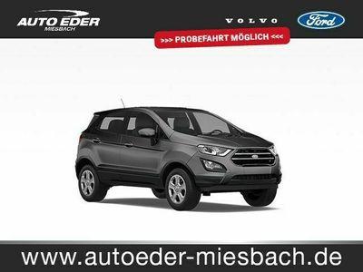 gebraucht Ford Ecosport Titanium B515 MCA 1,0L EBOOST 92KW 125PS 125PS