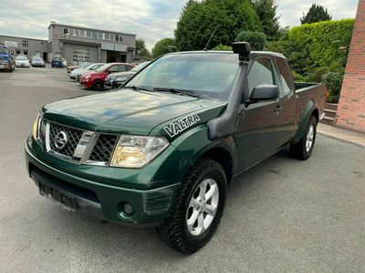 gebraucht Nissan Navara Pick-up KingCab Comfort 4X4