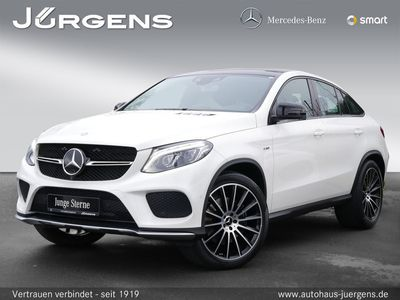 gebraucht Mercedes GLE450 AMG AMG 4M Coupé Comand/ILS/Pano/360/HarmanK