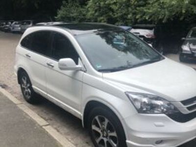 used Honda CR-V 2.2i DTEC Automatik 4WD Executive 50Jahre Edition