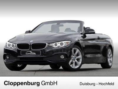 gebraucht BMW 420 d Advantage Automatik Navi Xenon HIFI PDC