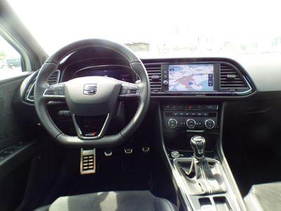 gebraucht Seat Leon 2.0 TSI Cupra 300 | NAVI | SHZ |