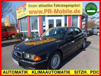 gebraucht BMW 740L i AUTOMATIK K SITZHEIZUNG PDC